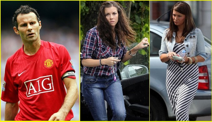 Natasha Regrets affair with Giggs