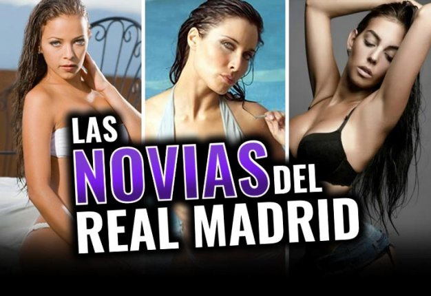 Real Madrid Novias