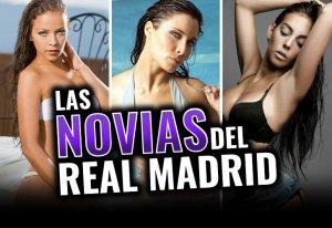 Novias del Real Madrid