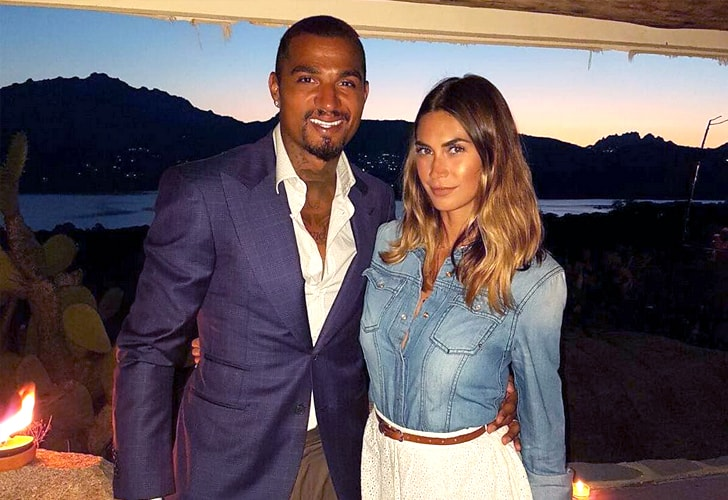 Melissa Satta y Kevin-Prince Boateng