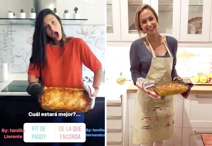 Adriana Pozueco y Patricia Noarbe