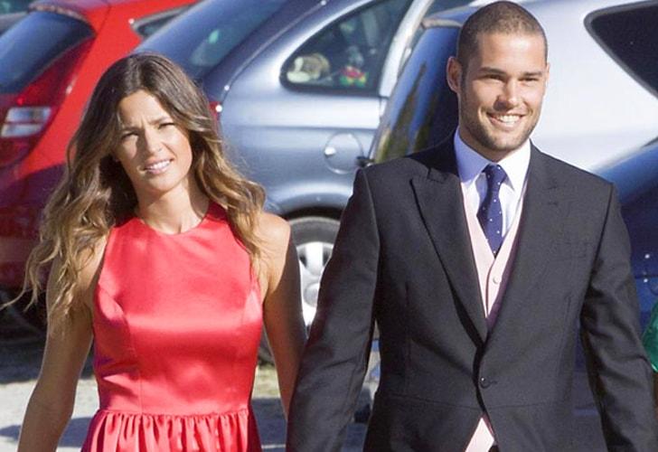 Malena Costa y Mario Suárez