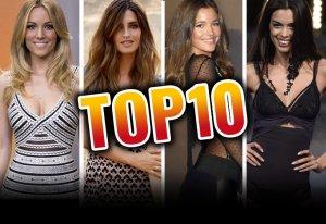 Top 10 Wags Españolas