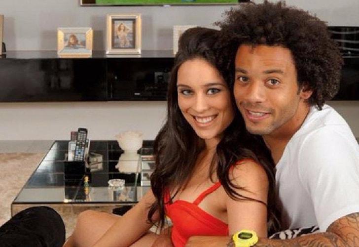 Clarice Alves y Marcelo