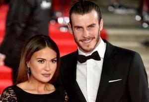 Garet Bale y Emma Rhys-Jones