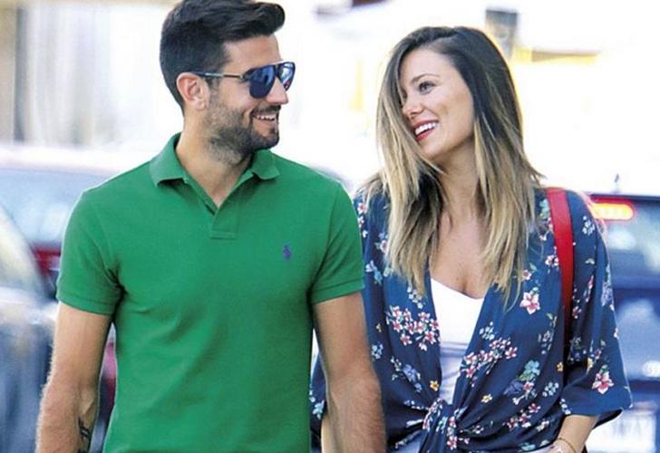 Lorena Gomez y Antonio Barragan