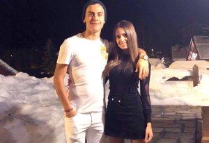 Paulo Dybala y Antonella Cavalieri