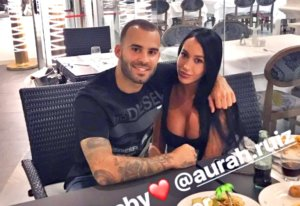 Aurah Ruiz y Jesé