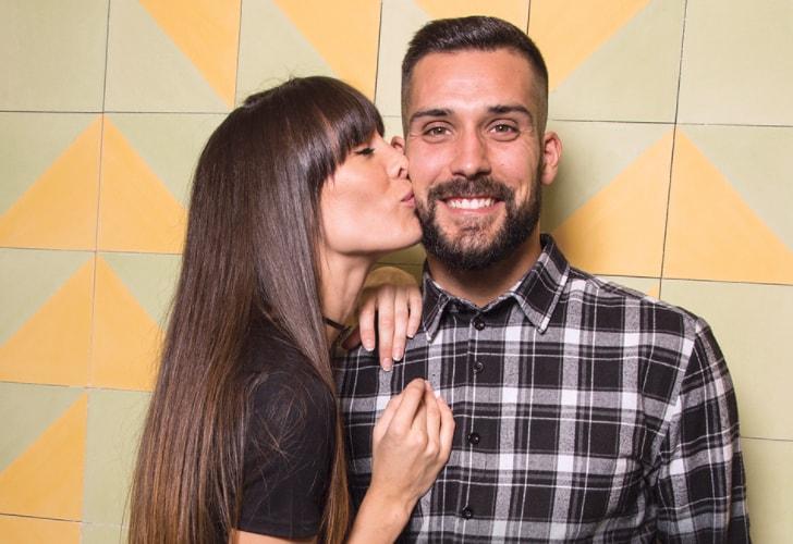 Patrizia Ruiz y Miguel Angel Moya
