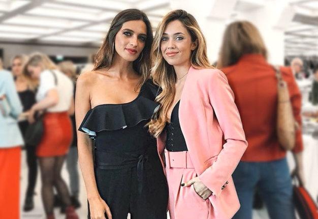 Sara Carbonero y Patricia Gomez