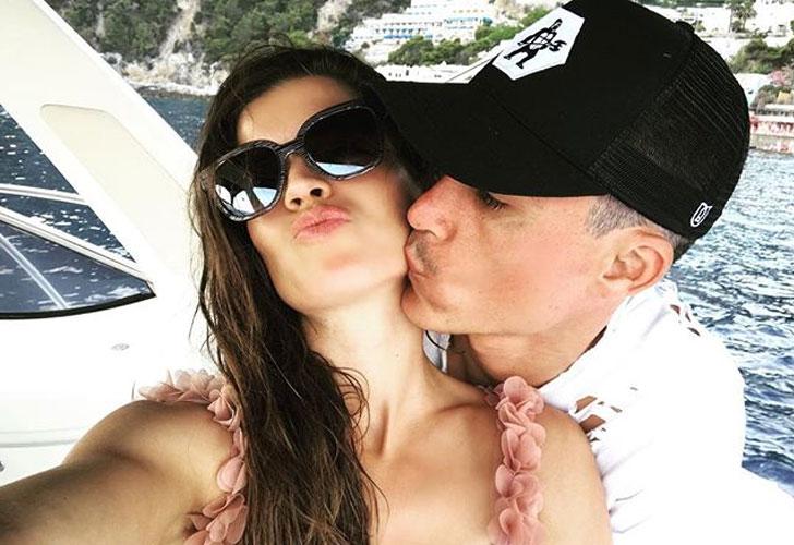 Marta Ponsati y José Callejón