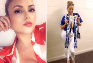 Chloe Elizabeth Bamba: la novia más cachonda de la Premier League