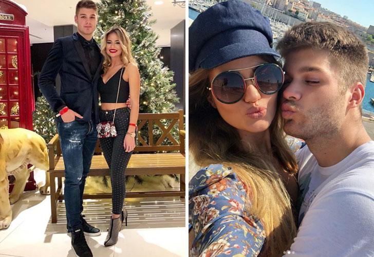 No te pierdas a Adriana Durdevic, la novia del 'Gerard Piqué' croata