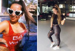 Alejandra Román: así es la sensual esposa del mexicano Raúl Gudiño