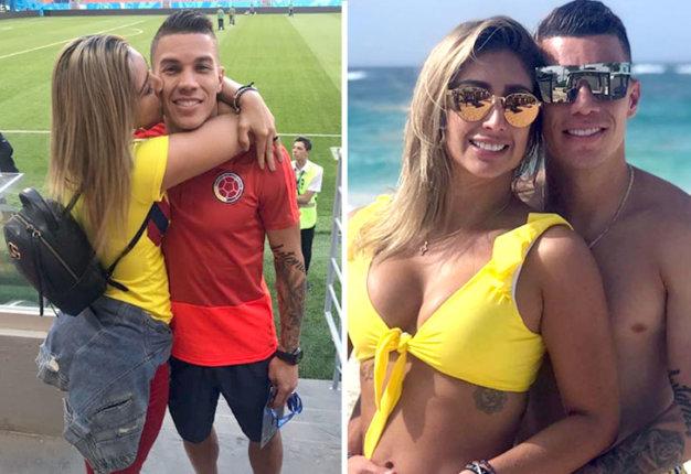 La explosiva Cindy Álvarez habría roto con el colombiano Mateus Uribe