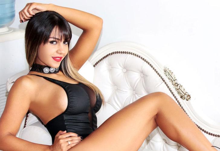 Así es Tamara Alves, novia de futbolista argentino y representante