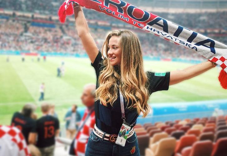 Izabel Kovacic ya reina en la Premier League