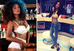 Kate Rodríguez: conoce a la sexy panameña que enloqueció a un jugador argentino