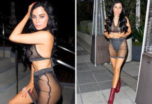 Carla Howe: así es la conejita Playboy que atizó a Ashley Cole
