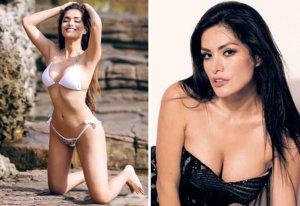 Miriam Saavedra también tuvo novio futbolista