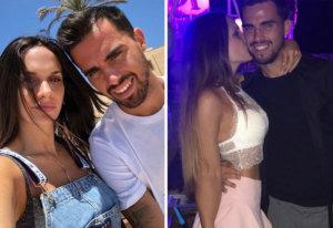 No te pierdas a Alis Rodríguez, la novia del milanista Suso