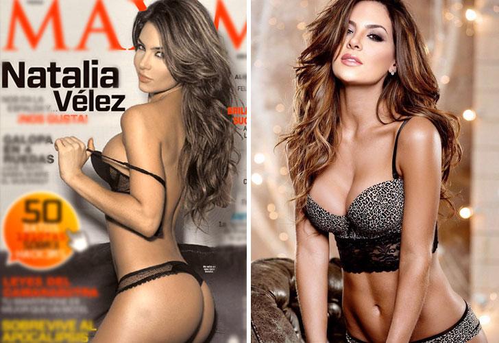 Natalia Vélez: la modelo ecuatoriana que lio a Radamel Falcao