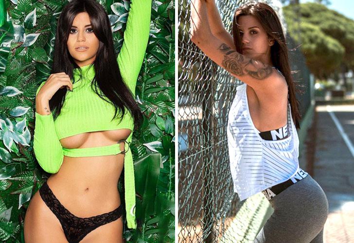 Lola Ortiz: no te pierdas a la hincha más sexy del Betis