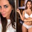 La argentina Mina Bonina es la novia de un jugador del Real Madrid