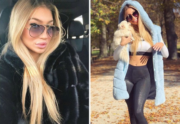 Barbora Hrocenkova: no te pierdas a la novia de un pretendido del Real Madrid