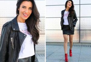 Pilar Rubio quiere a AC/DC o Aerosmith tocando en su boda con Sergio Ramos