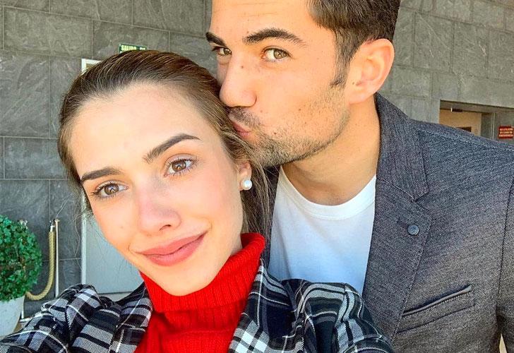 El hijo mayor de Zidane tiene novia venezolana