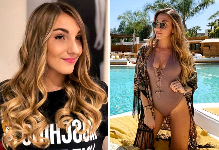 Vittoria Repetto: así es la italiana que enamoró al uruguayo Lucas Torreira