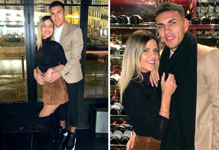 Camila Victoria Galante: así es la esposa de Leandro Paredes