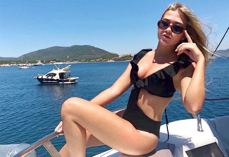 Sofía Calzetti: así es la joven argentina que habría enamorado al Kun Agüero