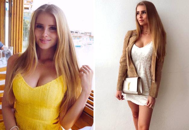 Sophie Christin: así es la infartante novia de Bernd Leno del Arsenal