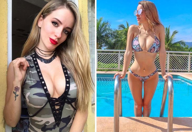 Aimèe Álvarez: así es la presunta escort que estuvo de fiesta con la selección mexicana