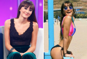 """Ven a mí"": un futbolista de Tercera trata de ligar con la cantante Aitana"