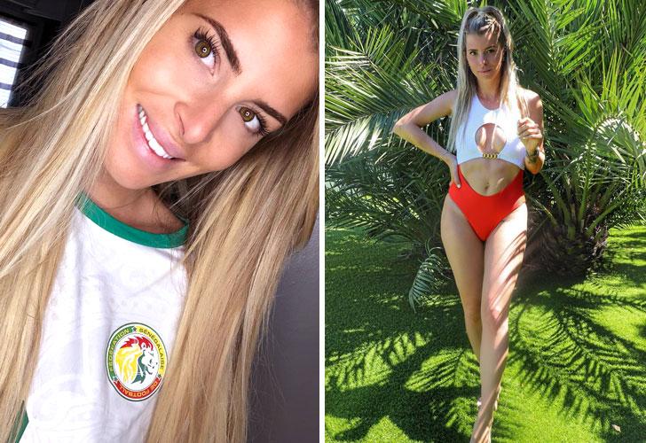 Emy Fiorelli: así es la novia de M'Baye Niang