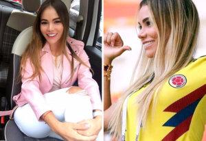 Jesy Sterling: así es la esposa del colombiano David Ospina