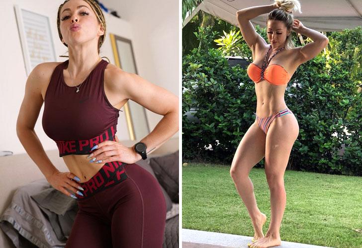 Gaby Sánchez: no te pierdas a la esposa del mexicano Jerry Flores