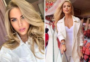 Katya Dorozhko: así es la modelo rusa que conquistó a Luiz Adriano