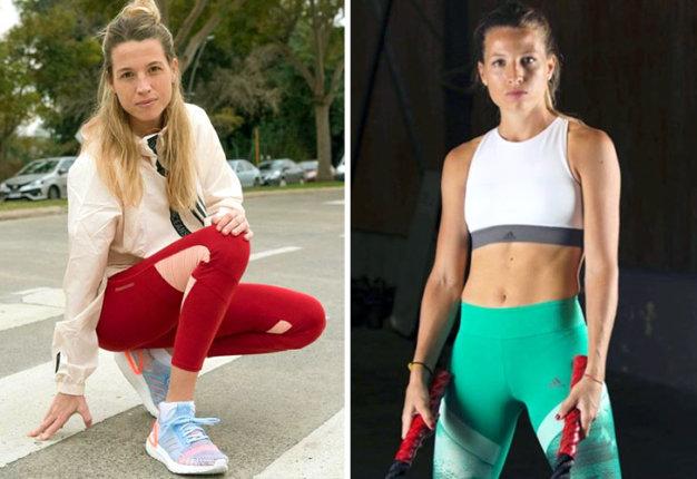 La 'leona' Delfina Merino es la nueva novia del ex Boca Lisandro Magallán