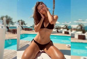 Julia Sidi apunta a nuevo ligue de Benjamin Pavard