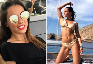 Miriam Sette: así luce la novia de Leo Spinazzola de la Roma