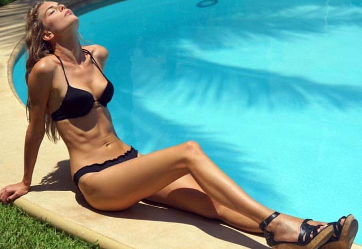Astrid Ericsson: la hincha más sexy del Inter de Milán
