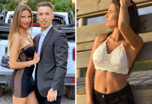 Ana Fuster: así es la novia de Alejandro Grimaldo