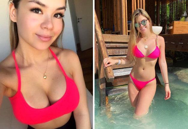 Celeste Casanova: así es la futura mujer del peruano Luis Abram