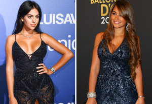 Antonela Roccuzzo vs Georgina Rodríguez: ¿con cuál te quedas?
