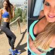 Lucila Vit: no te pierdas a la novia de Lucas Passerini
