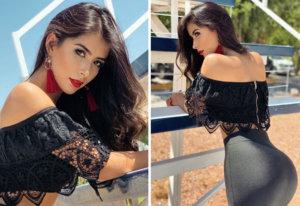 Tania Estrada, la hincha más sexy de los Bravos de Juárez